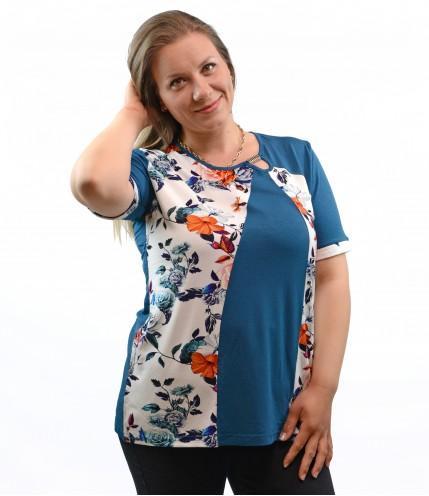 Уникална макси блуза
