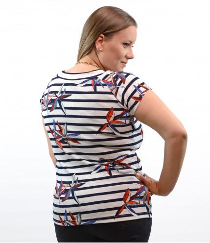 Дамска блуза рипс