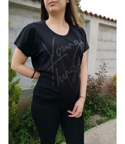 Ефектна дамска блуза
