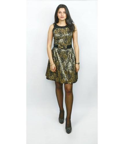 Дантелена рокля Българско производство