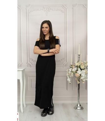 Уникална дълга рокля