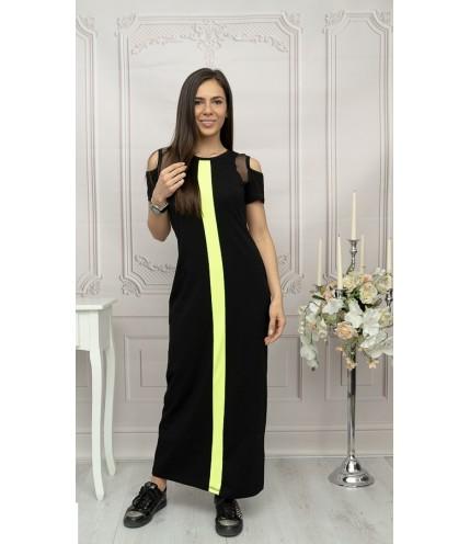 Дамска дълга рокля