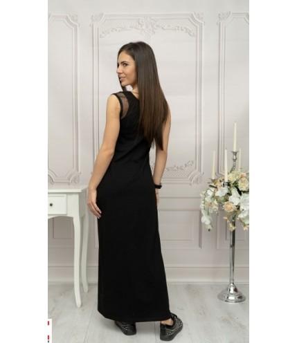 Дамска рокля с щампа