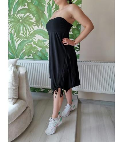 Спортно-елегантна рокля бюстие
