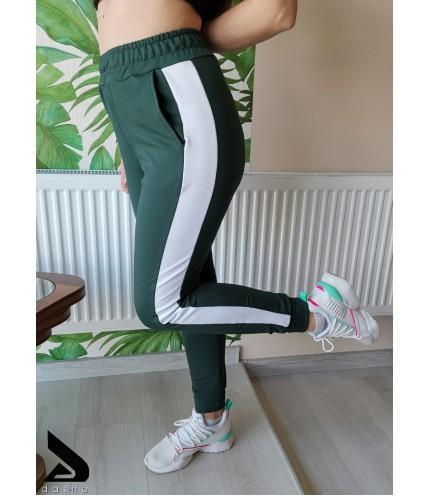 Дамско спортно долнище с щрих DH