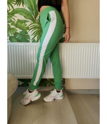 Макси дамско спортно долнище с щрих DH