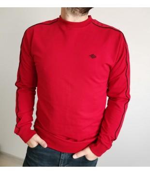 Спортна мъжка блуза с дълъг ръкав