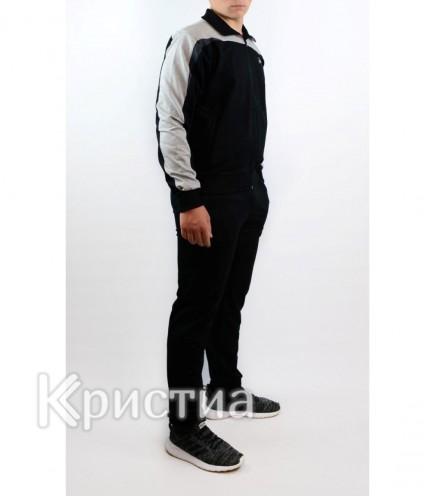 Мъжки спортен комплект български без качулка