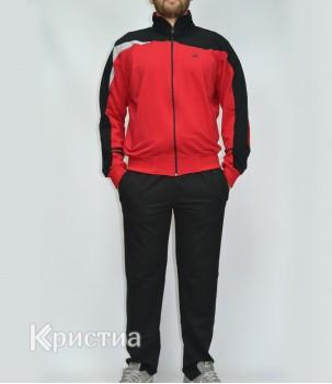 Мъжки спортен екип български без качулка гигант
