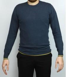 Мъжки пуловер Ластичен Българско производство