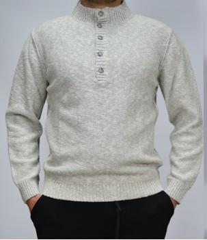 Плетен Мъжки пуловер Българско производство