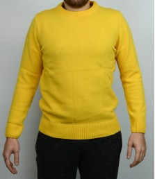 Мъжки пуловер дюс агнешка вълна Българско производство
