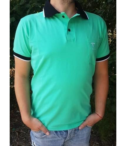 Спортна риза с джоб