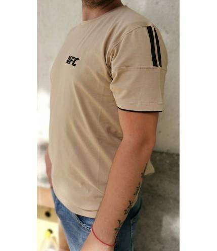 Мъжка тениска с къс ръкав UFC